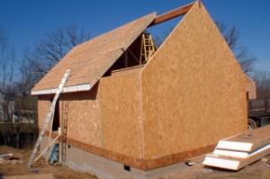 Каркасный дом: быстро и доступно