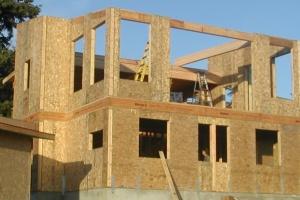 Преимущества дома, построенного из СИП-панелей