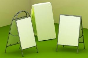 Изготовление наружной рекламы - конструкция и особенности