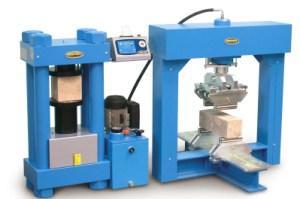 Испытательное оборудование для тестирования бетона