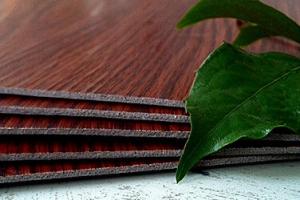Выбор напольного покрытия – ламинат или плитка ПВХ?