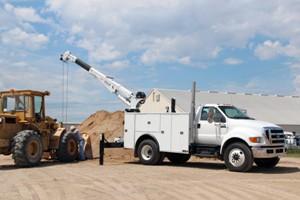 Обслуживание грузовых авто и строительной техники