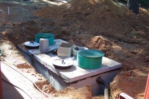 Этапы монтажа автономной канализационной системы