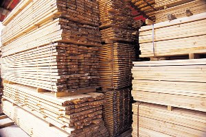 Современные стройматериалы. Дерево или блоки?