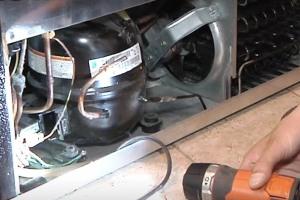 Как проводится ремонт холодильников Еlectrolux на дому