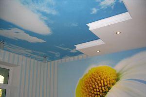 Натяжной потолок – Ваш лучший выбор.