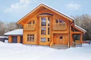 Почему деревянные дома из бруса настолько популярны