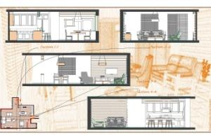 Поэтапное создание дизайна интерьера