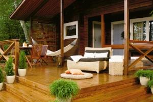 Защита деревянных изделий и конструкций с помощью масла