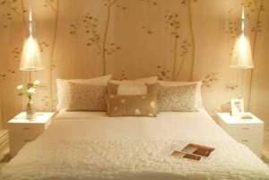 Как выбрать обои для спальни?
