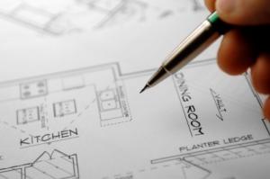 Планирование ремонта кухни маленького размера