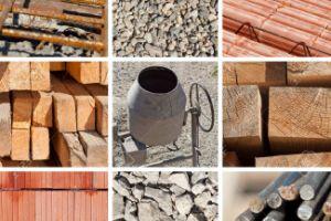 Какие строительные материалы можно увидеть в интернете