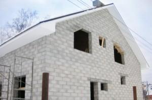 Пенобетонные блоки - идеальный стеновой материал