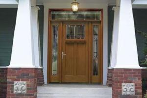 Входные двери: виды и особенности
