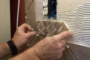 Как уложить керамическую плитку своими руками