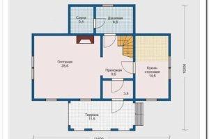 Семь этапов строительства жилого дома