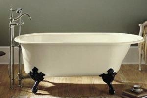 Ванны: акриловые и чугунные. Какую выбрать?