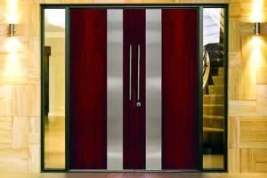 Дверь как часть интерьера