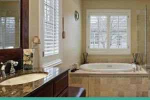 Делаем ремонт в ванной комнате. Функциональность, простота и комфорт