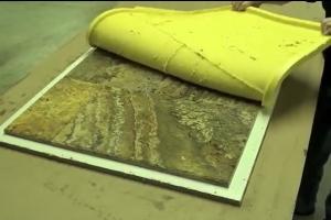 Полиуретановые формы для тротуарной плитки: особенности, преимущества и недостатки