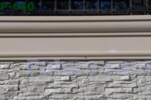 Фасадная декоративная лепнина из полиуретана