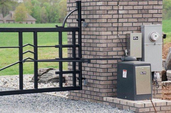 Комплекты радиоуправления для откатных ворот