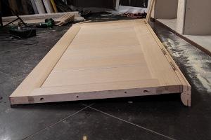 Сборка коробки межкомнатных дверей: инструкция к выполнению