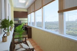 Как подготовить балкон к ремонту?