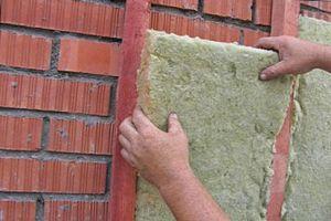 Эковата - утеплитель для стен, кровли и фасадов