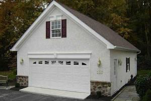 Строительство гаража - проект, материалы и способы строительства.