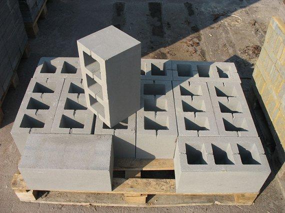 Составные блоки в строительстве домов