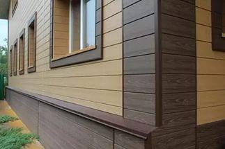 Материалы для облицовки фасадов: разновидности и достоинства