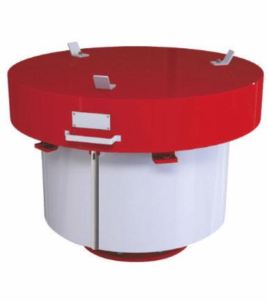 Применение предохранительного гидравлического клапана КПГ 150