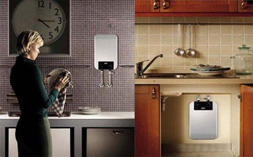Виды водонагревателей экономного типа для жилых домов