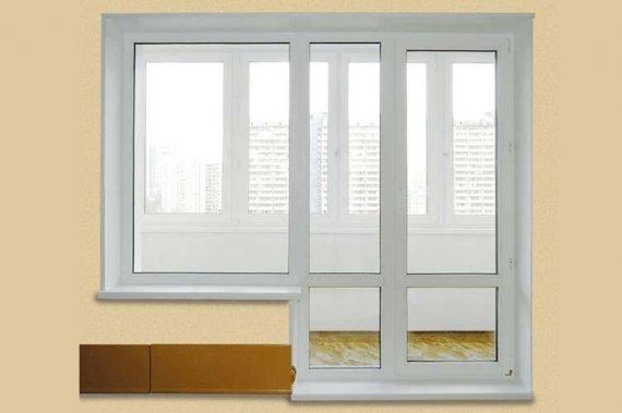 Чем остеклить окна на теневой стороне дома?