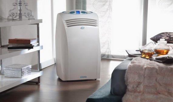 Кондиционер напольный переносной без воздуховода: принцип работы