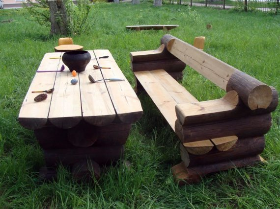 Поделки из дерева для дачи (45 фото особенности деревянных изделий из фанеры