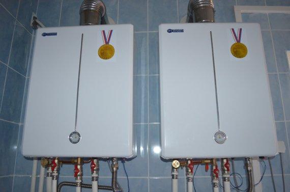 Корейские настенные газовые котлы отопления: какой лучше?