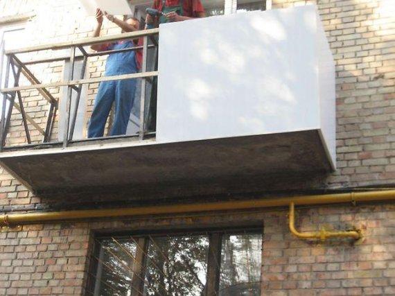 Остекление балконов: какова технология проведения?