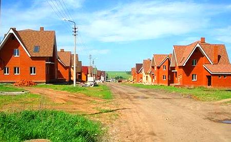 О разновидностях коттеджных поселков