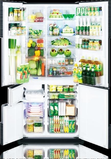Подробнее про холодильники Митсубиши