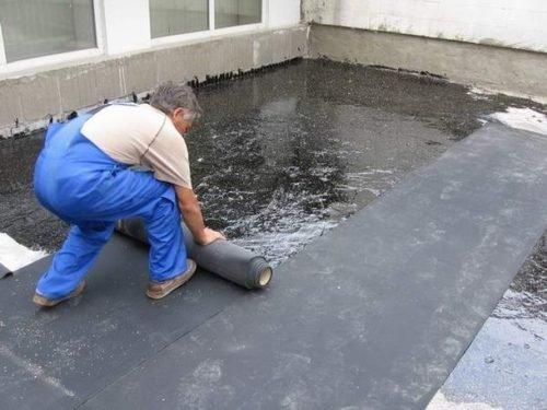 Как отремонтировать крышу гаража из мягкой кровли?