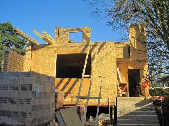 Реконструкция дома: преимущества