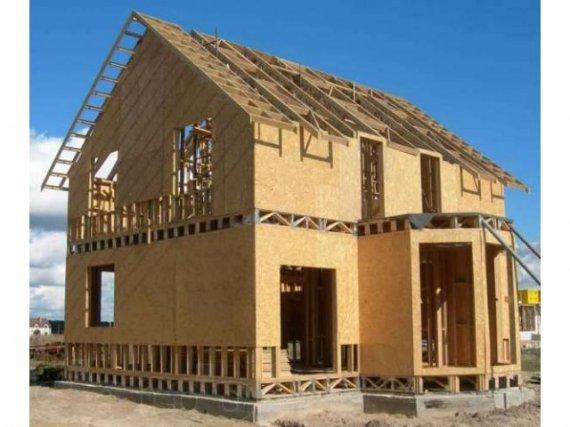 Каркасные дома по канадской технологии: преимущества