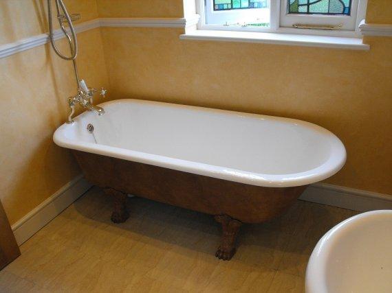 Как выбрать хорошую чугунную ванну?