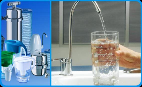 Какие виды фильтров для воды бывают?