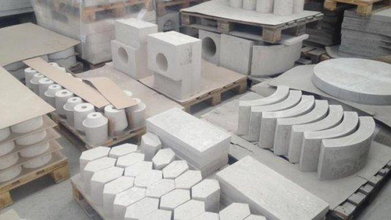 Что такое жаропрочный бетон?