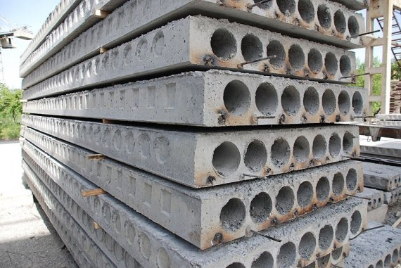 Железобетон в строительстве
