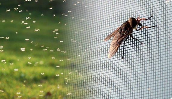 Какие виды москитных сеток бывают?