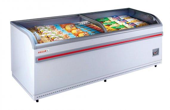 Холодильник-ларь